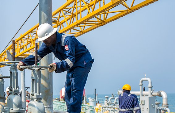 Drilling & Oil Services